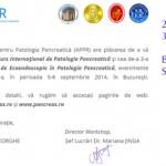 Workshop de Ecoendoscopie in Patologia Pancreatica 2014