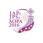 Join Us in Sendai in August 2016 for a Joint IAP, JPS and AOPA Meeting