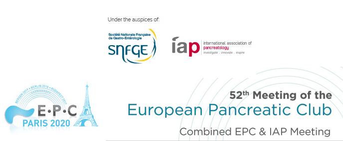 52nd Meeting of the European Pancreatic Club