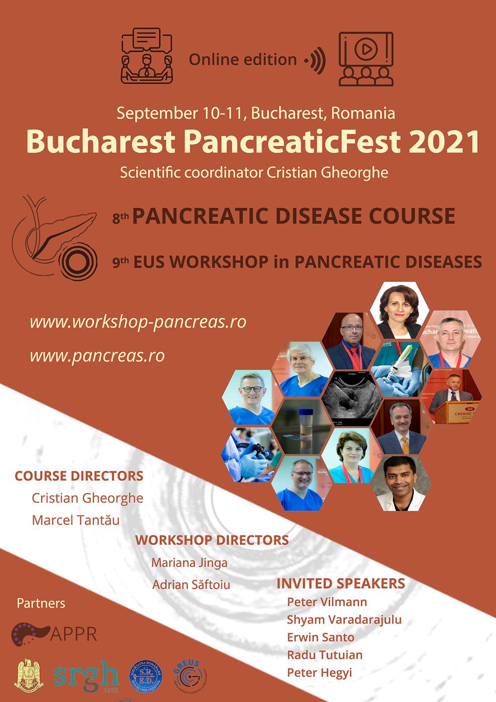Bucharest pancreatic fest 2021